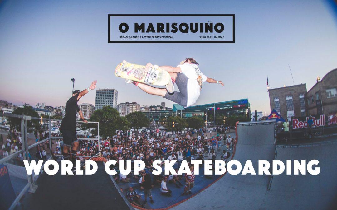 O Marisquiño 18 – World Cup Skateboarding