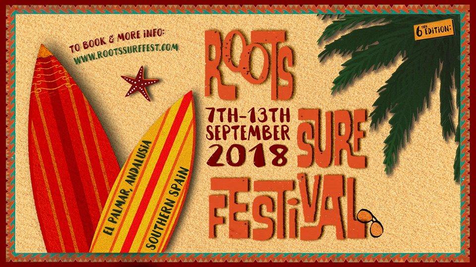 Roots Surf Fest – El Palmar 2018