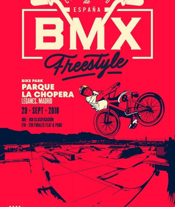 Campeonato de España de BMX Freestyle