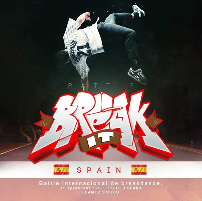 Break It SPAIN Qualifier 2vs2 2018