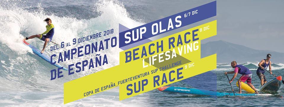 Campeonato de España SUP Olas y Beach Race 2018 by Onexe