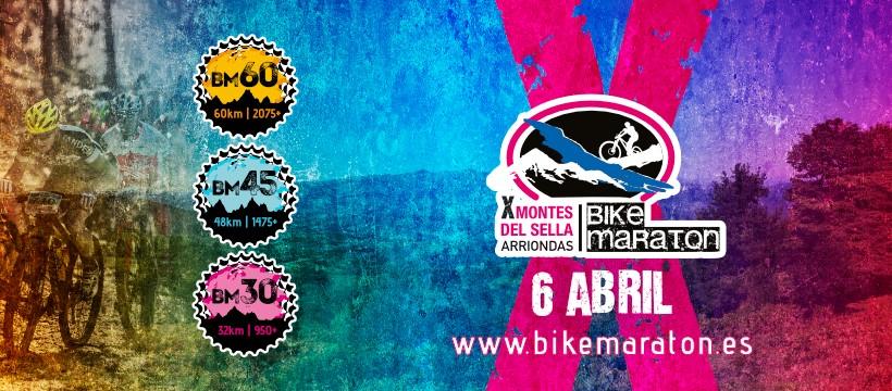 X Bike Maraton Montes del Sella