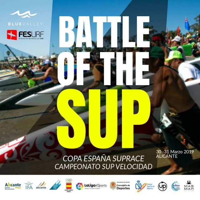 BATTLE OF THE SUP 2019: Copa España SUP RACE + SUP VELOCIDAD