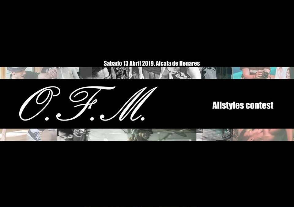 OFM Allstyles Contest