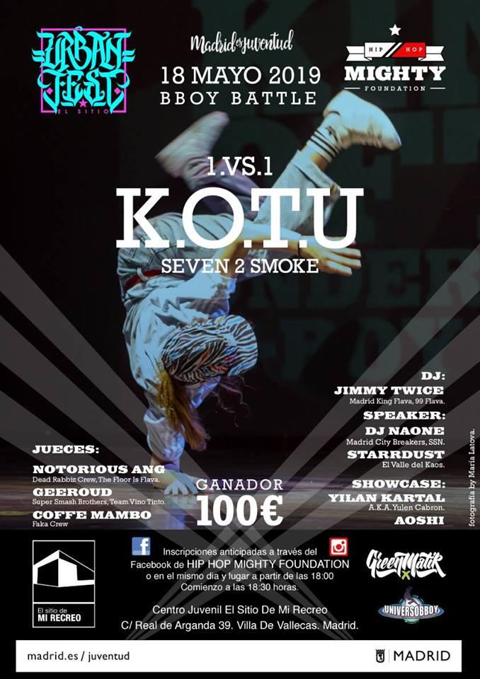 KOTU 2019 seven2smoke
