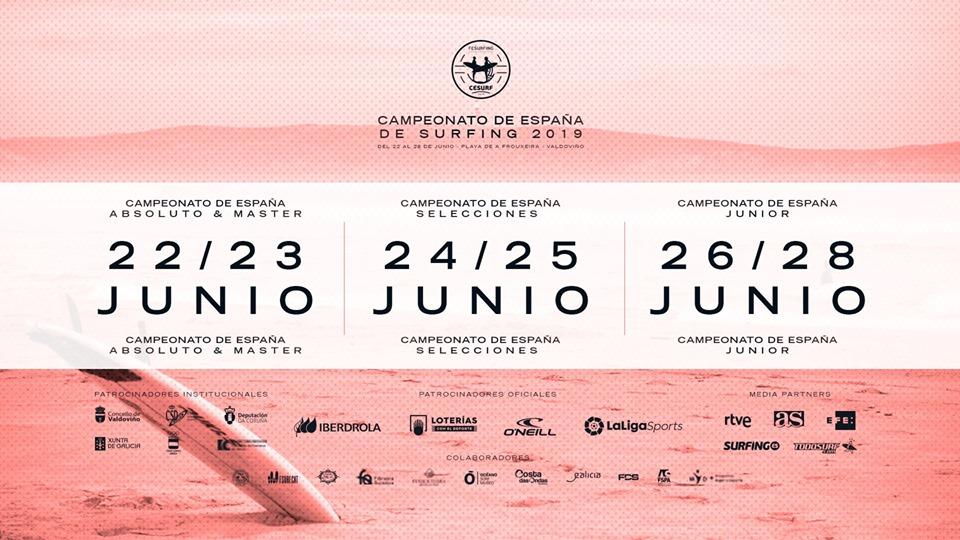 Campeonato de España de Surfing