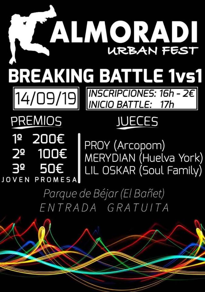 Breaking Battle 1vs1 – Almoradi Urban Fest
