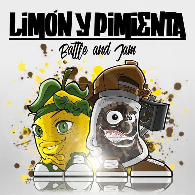 LIMÓN Y PIMIENTA II BATTLE & JAM