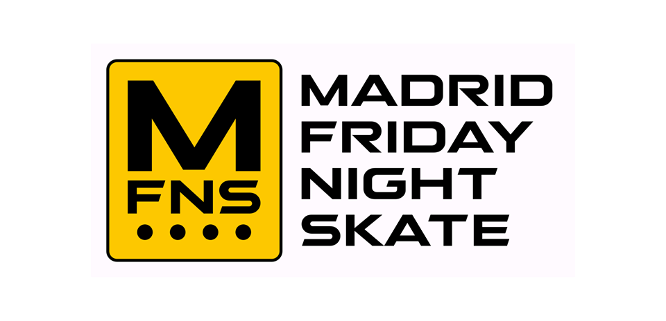 Madrid Friday Night Skate –