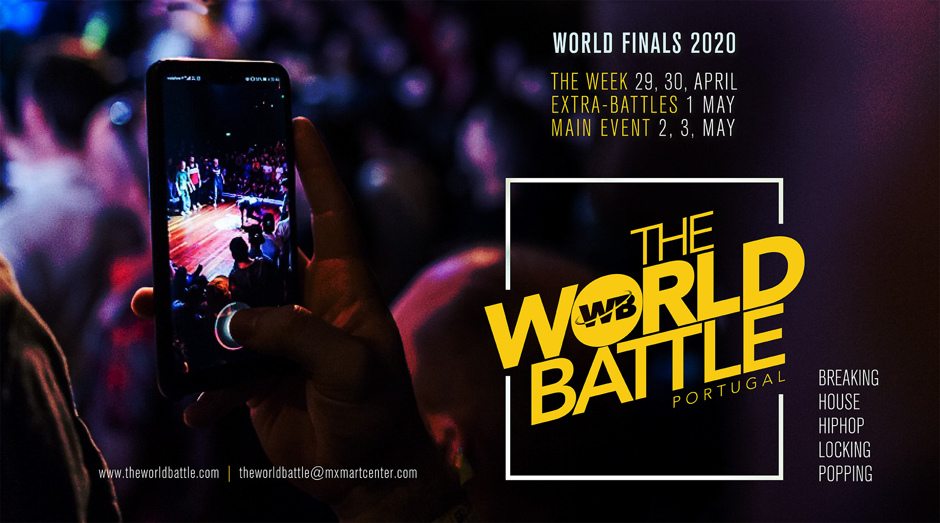 The World Battle 2020
