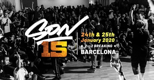 SON 15 2020 | Breakin' Battle 2vs2