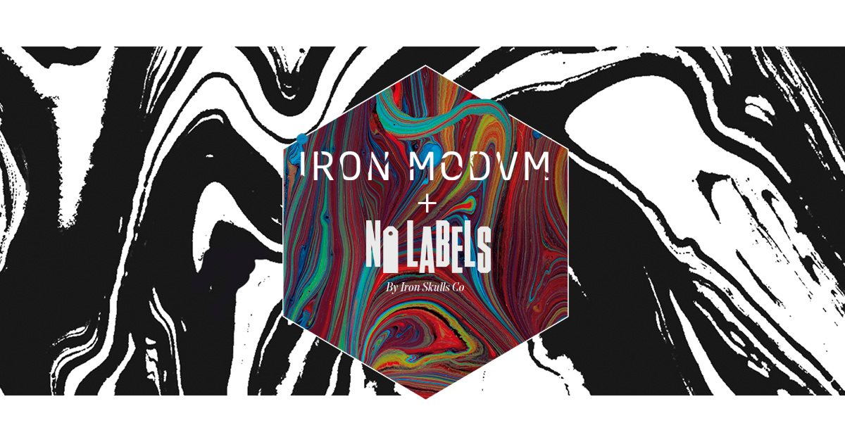 IRON MODVM + NøLABELS 2020 – ¡SAVE the DATE!