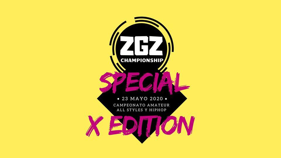 X Championship Zgz