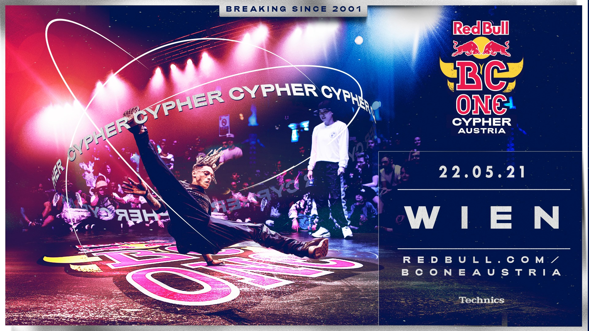 Red Bull BC One Cypher Austria 2021