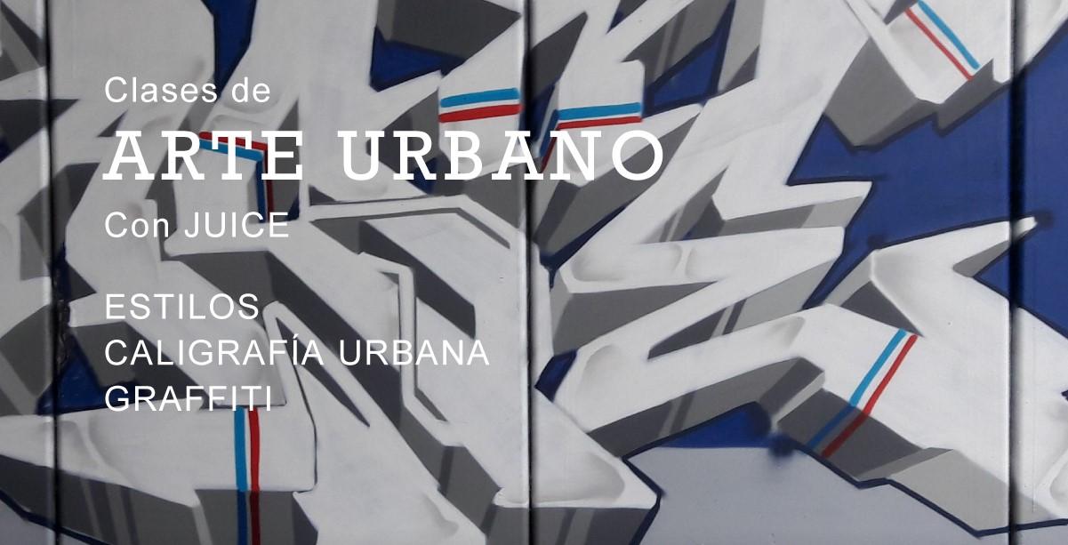 Arte Urbano con Juice