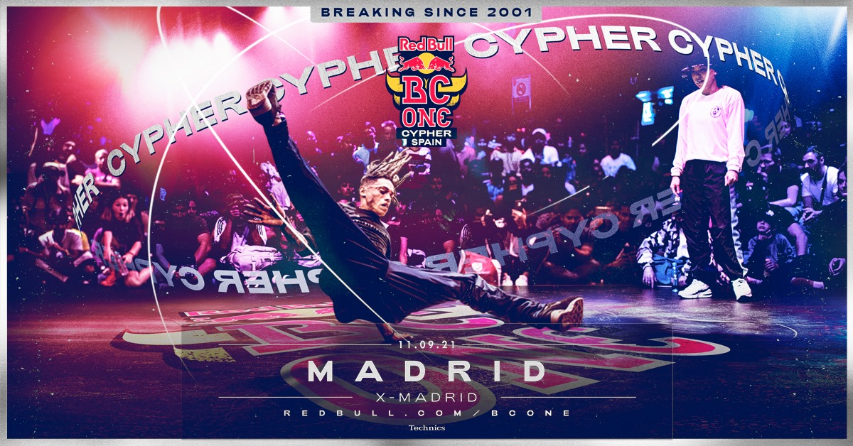 Red Bull BC One Cypher Spain 2021